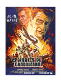 Flying Leathernecks  (AKA Les Diables De Guadacanal)  Robert Ryan  John Wayne  1951