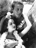 The Hurricane  from Left: Dorothy Lamour  Jon Hall  1937