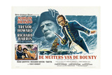 Mutiny on the Bounty  (aka De Muiters Van De Bounty)  1962