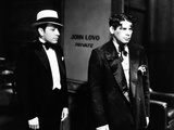 Scarface  from Left: George Raft  Paul Muni  1932