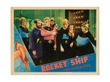 Flash Gordon  (AKA Rocketship)  1936