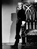 Queen Christina  Greta Garbo  in a Costume by Adrian  1933