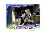 Lonesome Ladies  from Left  Jane Winton  Lewis Stone  1927