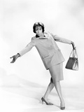 Who's Been Sleeping in My Bed  Carol Burnett  in a Suit by Edith Head  1963