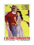 Angel and the Badman  (AKA L'Ultima Conquista)  1947