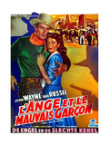 Angel and the Badman  (AKA L'Ange Et Le Mauvais Garcon)  1947