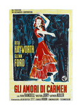 The Loves of Carmen  (AKA Gli Amori Di Carmen)  1948