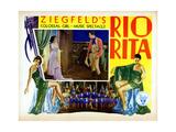 Rio Rita  from Left  Inset  Bebe Daniels  John Boles  1929