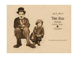 The Kid  from Left: Charles Chaplin  Jackie Coogan  1921