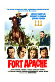 Fort Apache  from Left  Left  John Wayne  (Also Top Left)  1948