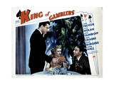 King of Gamblers  from Left  Buster Crabbe  Claire Trevor  Lloyd Nolan  1937