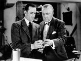 The Pearl of Death  from Left  Basil Rathbone  Nigel Bruce  1944