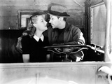 They Drive by Night  from Left: Ann Sheridan  George Raft  1940