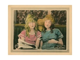 The Sisters  from Left  Lillian Gish  Dorothy Gish  1914