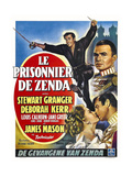 The Prisoner of Zenda  Clockwise  1952
