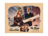 My Man Godfrey  from Left: Carole Lombard  William Powell  1936