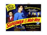 Superman and the Mole Men  Phyllis Coates  George Reeves  (Season 1)  1952-1958