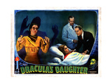 Dracula's Daughter  from Left  Gloria Holden  Nan Grey  Otto Kruger  1936