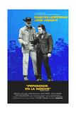 Midnight Cowboy  from Left  Jon Voight  Dustin Hoffman  1969