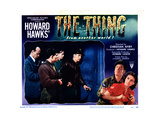 The Thing from Another World  Kenneth Tobey  Margaret Sheridan  1951