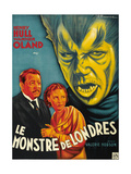 Werewolf of London  (AKA Le Monstre De Londres)  1935