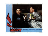 The Great Mcginty  from Left  Akim Tamiroff  Brian Donlevy  1940
