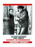 Midnight Cowboy  from Left: Dustin Hoffman  Jon Voight  1969