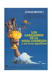 Monty Python and the Holy Grail  (Los Caballeros De La Mesa Cuadrada Y Sus Locos Seguidores)  1975
