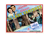 The Lady Vanishes  1938