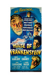 House of Frankenstein  1944