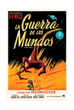 The War of the Worlds  (AKA La Guerra De Los Mundos)  1953