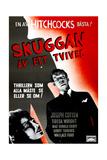 Shadow of a Doubt  (AKA Skuggan Av Ett Tvivel)  Swedish Poster Art  1943