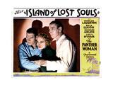 Island of Lost Souls  from Left  Richard Arlen  Leila Hyams  1932