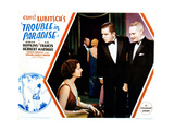 Trouble in Paradise  from Left: Kay Francis  Edward Everett Horton  Charles Ruggles  1932