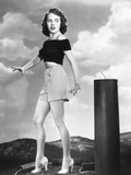 Terry Moore  1940s