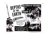 Superman  (Serial)  Kirk Alyn  Chapter 2  'Depths of the Earth'  1948