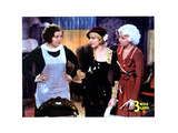 Three Wise Girls  from Left  Marie Prevost  Mae Clarke  Jean Harlow  1932