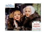 The Scarlet Empress  from Left  Marlene Dietrich Sam Jaffe  1934