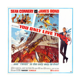 You Only Live Twice  Sean Connery  1967