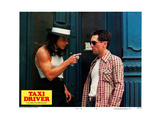 Taxi Driver  from Left  Harvey Keitel  Robert De Niro  1976