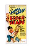 Block-Heads  Bottom from Left: Oliver Hardy  Stan Laurel  1938