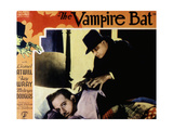 The Vampire Bat  from Left  Melvyn Douglas  Lionel Atwill  1933