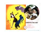 Cabin in the Sky  Eddie (Rochester) Anderson  Lena Horne  1943