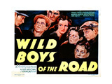 Wild Boys of the Road  Edwin Phillips  Frankie Darro  Dorothy Coonan  1933