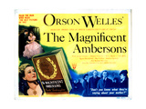 The Magnificent Ambersons  1942
