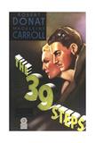 The 39 Steps  from Left: Madeleine Carroll  Robert Donat  1935