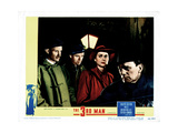 The Third Man  (AKA the 3rd Man)  from Left  Trevor Howard  Alida Valli  Joseph Cotten  1949