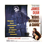 Rebel Without a Cause  James Dean  Natalie Wood  1955