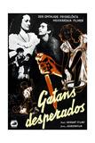 Los Olvidados  (AKA the Young and the Damned  AKA Gatans Desperados)  Swedish Poster Art  1950