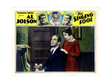 The Singing Fool  from Left  Al Jolson  Betty Bronson  1928